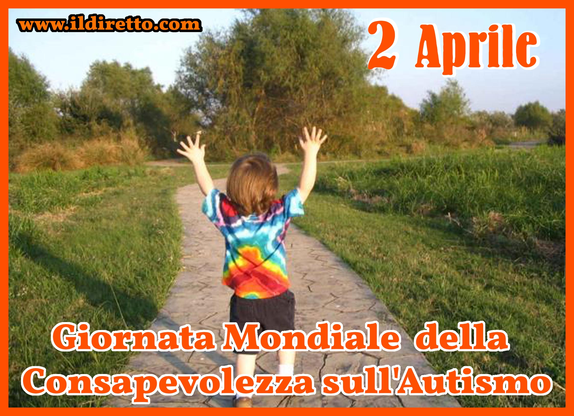 Giornata Mondiale dell'Autismo