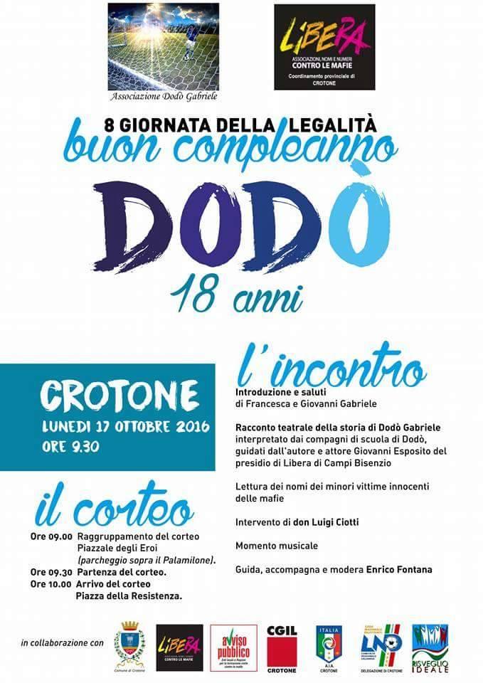 Evento Crotone