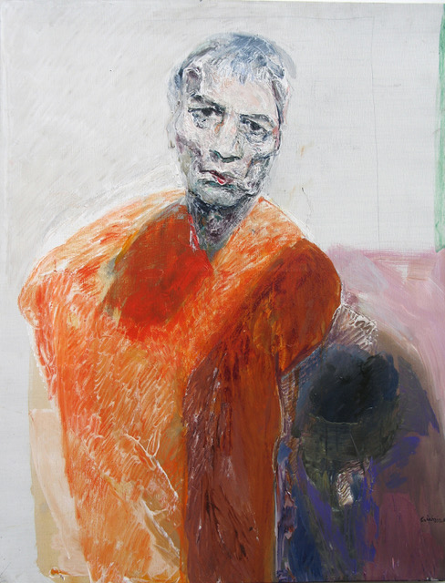 ennio-calabria-autoritratto-verita-nellenfasi-2011-acrilico-su-tela-cm-90x70