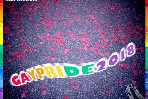 GAY PRIDE ITALIA 2018: tutte le date